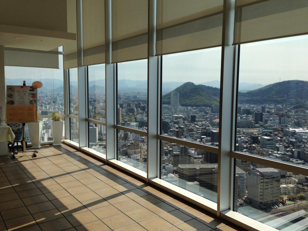 シンボルタワー30階